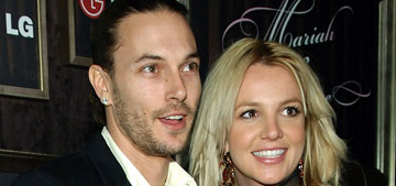 Kevin Federline on Britney: 'a million things I could say that would make headlines'