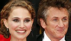 """Did Sean Penn & Natalie Portman make out?"" afternoon links"
