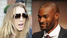 Tyson Beckford says Lindsay Lohan isn't model material