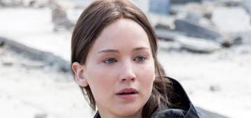 New 'Mockingjay 2′ trailer arrives: surprisingly good or not interesting?