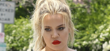 Khloe Kardashian: It's 'disgusting' to accuse me of getting liposuction