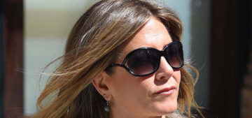 Jennifer Aniston: 'I gave myself a sun-tanning intervention a few years ago'