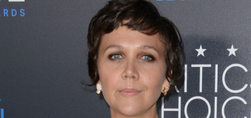 Maggie Gyllenhaal has always been told 'You're not pretty or sexy enough'