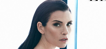 Julianna Margulies: 'I never think of myself as a famous person'