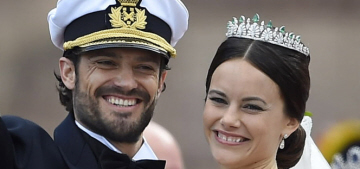 Prince Carl Philip marries Sophia Hellqvist in Sweden: beautiful or budget?