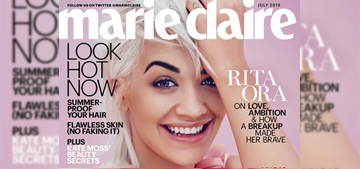 Rita Ora: 'I'm afraid of being alone. Love is like crack, like comfort eating'