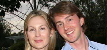 Kelly Rutherford 'had no other choice' than tell the media about her custody battle