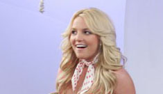 Britney Spears is gay for pay on Will and Grace