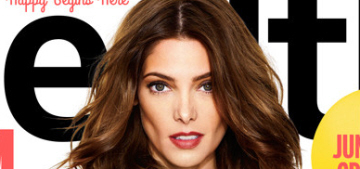 Ashley Greene: 'I like Cheez-Its a lot, which goes against everything I stand for'