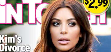 Kim Kardashian used to provide dirt on Paris Hilton to In Touch Weekly