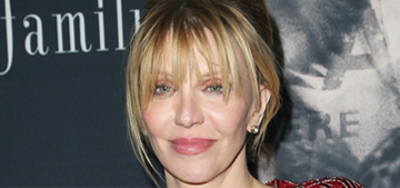 Courtney Love stops theaters from showing film alleging she killed Kurt Cobain
