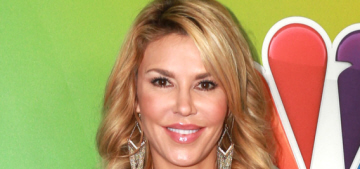Brandi Glanville won't return to RHOBH: did she jump or was she pushed?