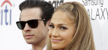 Guess who cheated on Jennifer Lopez again?  You'll never guess.
