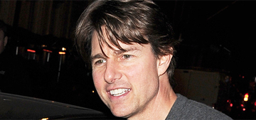 Tom Cruise would love to spend time with Suri during his 'MI5′ promo tour