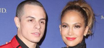 Casper Smart: Jennifer Lopez & I 'are just having a good time… that's all'