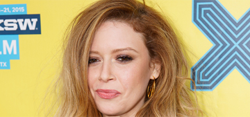 Natasha Lyonne tells off a sexist journo who says pretty women can't act