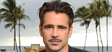 Colin Farrell on fatherhood: you understand 'what it is to love unconditionally'