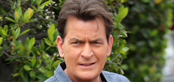 Charlie Sheen used Father's Day to brand Denise Richards 'worst mom alive'