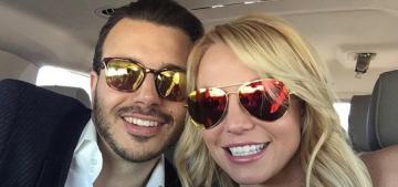 Britney Spears & Charlie Ebersol have broken up after 8 months together