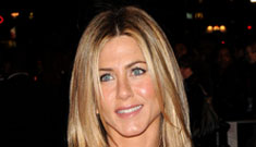 Jennifer Aniston voted Sexiest Hollywood Woman