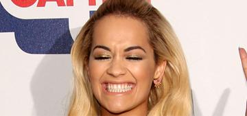 Rita Ora: Chris Brown's 'past' doesn't matter because his music is good
