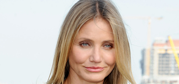 Us: Cameron Diaz is taking a 'sabbatical' to try for a pregnancy with Benji