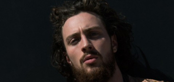 Aaron Taylor Johnson: 'Second I met Sam, I knew I wanted to stop running'