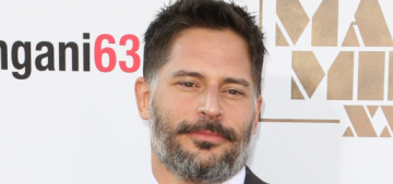 Joe Manganiello spent a whole hour at the gym only working on his abs