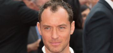 Jude Law's 'secret' ex was shocked that Jude was impregnating other women
