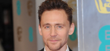 Tom Hiddleston: Loki is 'larger-than-life, deep, complex & relentlessly good fun'