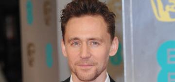 Tom Hiddleston: Loki is 'larger-than-life, deep, complex & relentlessly good fun'