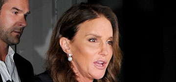 Caitlyn Jenner steps out in NY in a bandage dress: hot and/or dated?