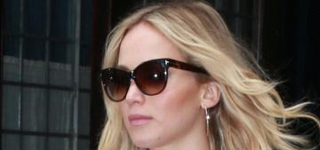 """Jennifer Lawrence's Antonio Berardi dress is pretty cute"" links"