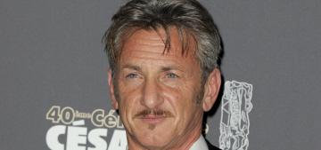 Sean Penn & Minka Kelly's birthday dinner in Napa was their 'first date'?