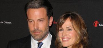 Ben Affleck & Jennifer Garner announce split after exactly 10 years of marriage