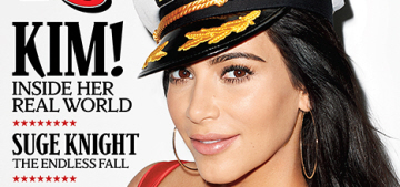 Kim Kardashian covers Rolling Stone: 'I think you would call me a feminist'