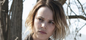Rachel McAdams reportedly hooking up with Taylor Kitsch, not Colin Farrell