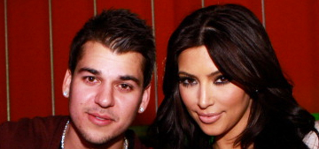 Rob Kardashian is 'furious' at the weight comments Kim made to Rolling Stone