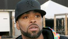Method Man says he forgot to pay his taxes because he was too high