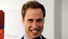Prince William is flying economy