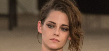 Kristen Stewart modeled in the Chanel 'casino' show: cute or cheesy?