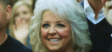 Paula Deen's in trouble again after posting a photo of her son in 'brownface'