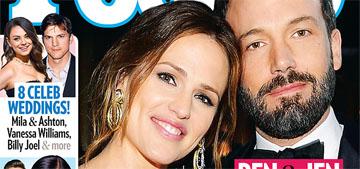 Ben Affleck & Jennifer Garner's divorce covers People: 'split was inevitable'