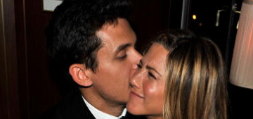 Rob Shuter: John Mayer 'used to march' Jennifer Aniston in front of the paps