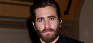 Jake Gyllenhaal is too serious, Oscar-y to talk about his physical transformation