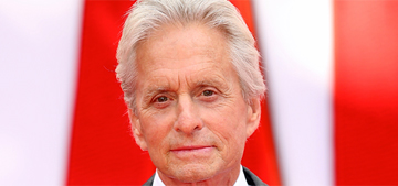 Michael Douglas: American actors today are too 'sensitive' and 'asexual'