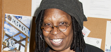 Whoopi Goldberg on Bill Cosby: 'He has not been taken to jail. So, back off me!'
