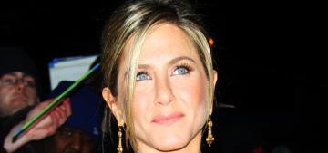 Jennifer Aniston: 'I'm very anti-cologne on men, I love… their own eau de sweat'