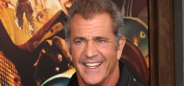 Star: Mel Gibson, 59, took his 24-year-old girlfriend on a romantic getaway