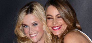 Sofia Vergara & Reese Witherspoon blame each other for failure of 'Hot Pursuit'